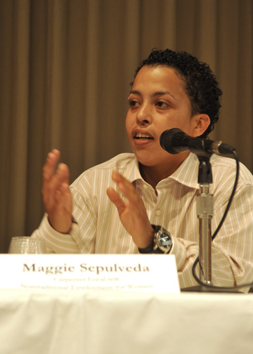 Maggie Sepulveda - Photo: Marty Heitner