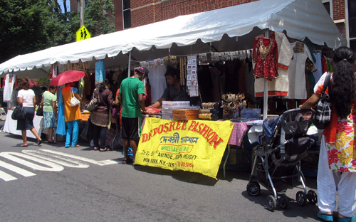 South Asian Street Festival in Queens, NY - Photo: Cristina DC Pastor