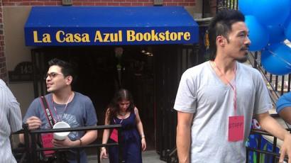 La Casa Azul Bookstore