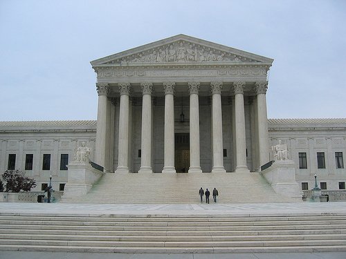 supreme court pic - Adam Fagen