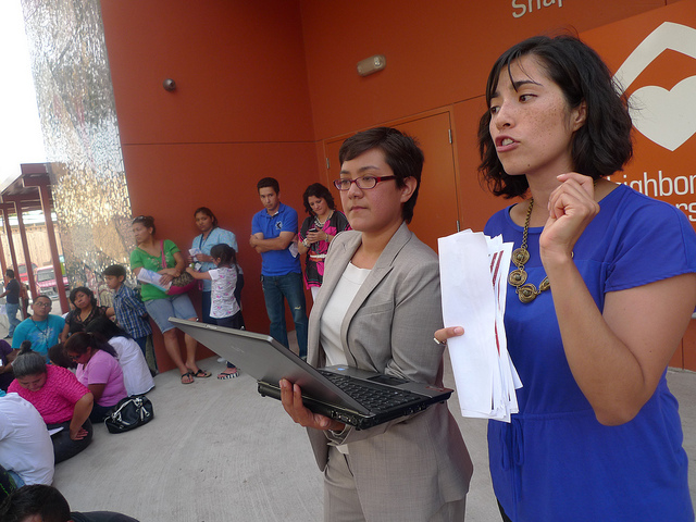 Today is the first day of Deferred Action for Childhood Arrivals program or #DACA. (Photo: Flickr/neighborhoodcenters)