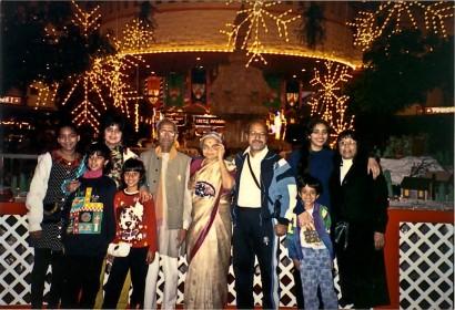 in Las Vegas Christmas