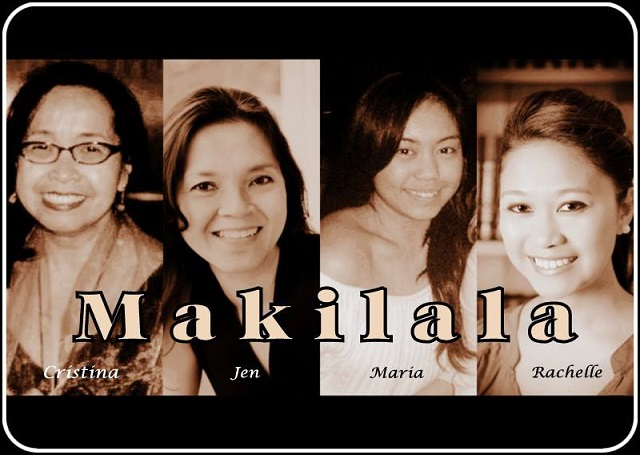 Stars of the upcoming Filipina talk show 'Makilala' (Photo: The FilAm)