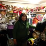 Blanca Morales, organizer of this year's Alasitas. (Photo: Miranda Shafer)