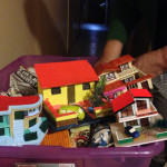 Tiny houses for this year's 'Alastas' festival. (Photo: Miranda Shafer)