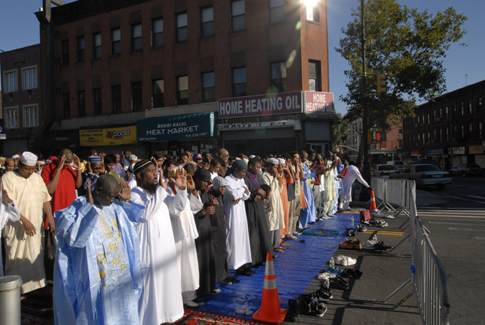Eid in Brooklyn