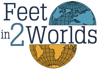 Feet in 2 Worlds